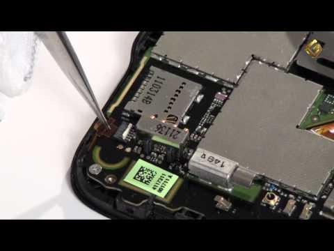 HTC Wildfire S - как разобрать смартфон и из чего он состоит