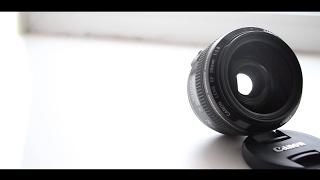 обзор Canon 28mm f1.8 USM / Универсальный объектив