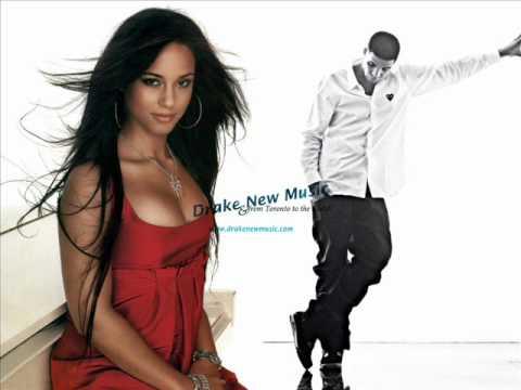 *New* Alicia Keys ft. Drake - Unthinkable (Remix) w/Lyrics HQ