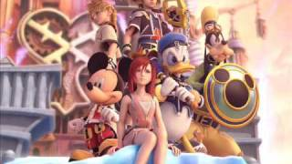 Kingdom Hearts II - The 13th Struggle