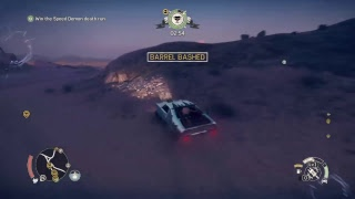 Mad max gameplay walkthrough
