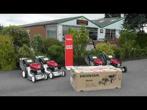Getting Started with your new Honda Izy from Buyamower.co.uk