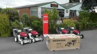 Видео Getting Started with your new Honda Izy from Buyamower.co.uk (автор: F G Adamson & Son - Buyamower.co.uk)