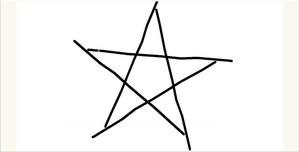 Disegnare Una Stella Di Natale.Disegno Piu Veloce Di Una Stella