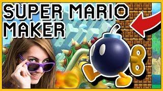 Trash, Trash, TRASH! // Mario Maker [100 Mario Challenge]