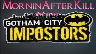 Gotham City Impostors - Y U No Play Psych Warfare!