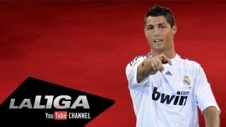 Los diez mejores goles de Cristiano Ronaldo con el Real Madrid