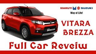 Maruti Suzuki Vitara Brezza | Test Drive Review | Everything Is Here