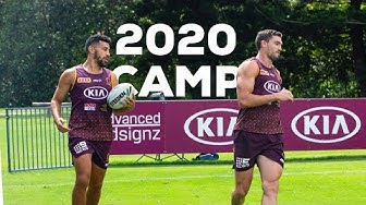 VLOG #33 BRISBANE BRONCOS CAMP 2020