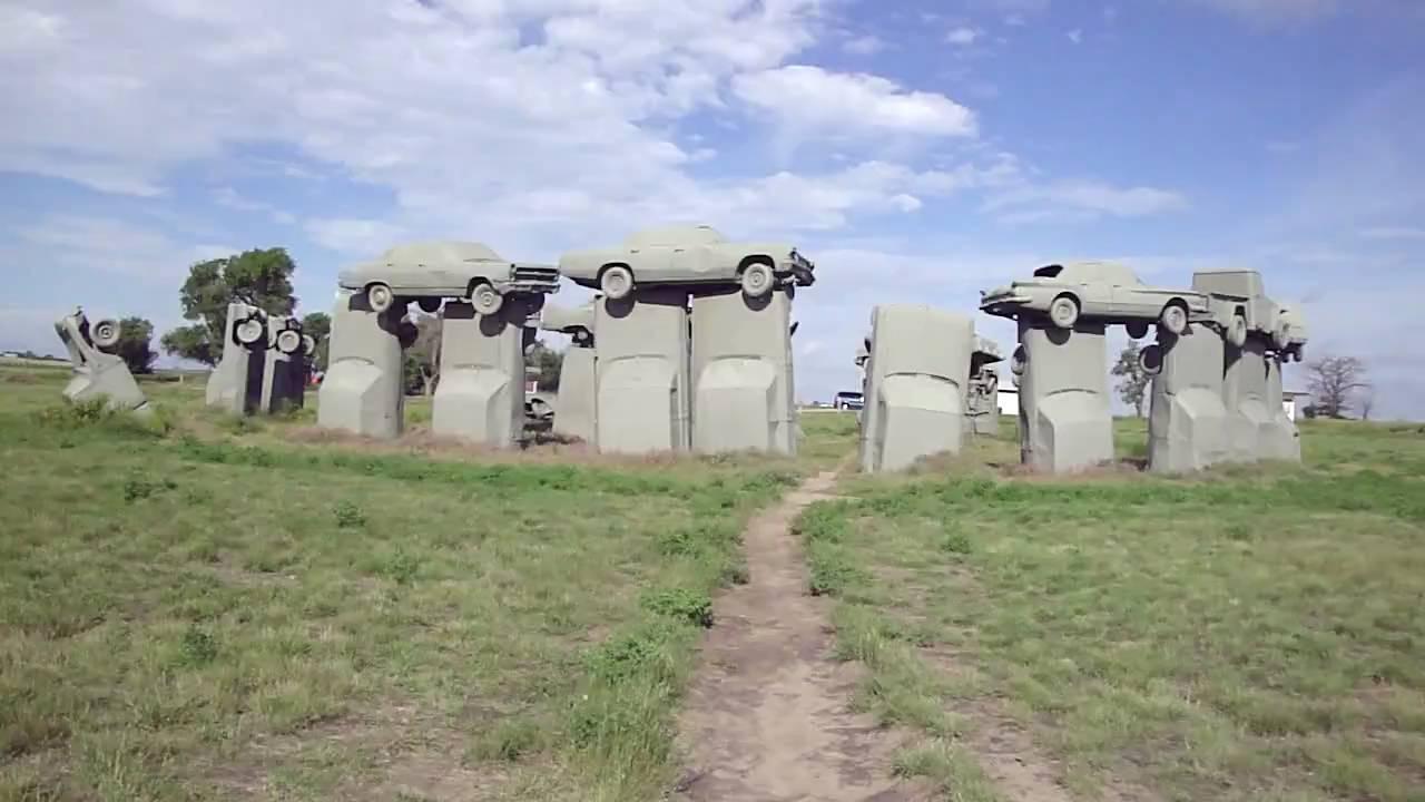 Image result for Carhenge in Nebraska