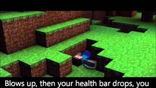 Minecraft Revenge Song With Lyrics