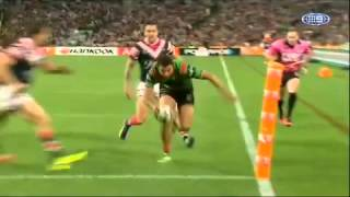 NRL: Rabbitohs V Roosters 2014 PF2