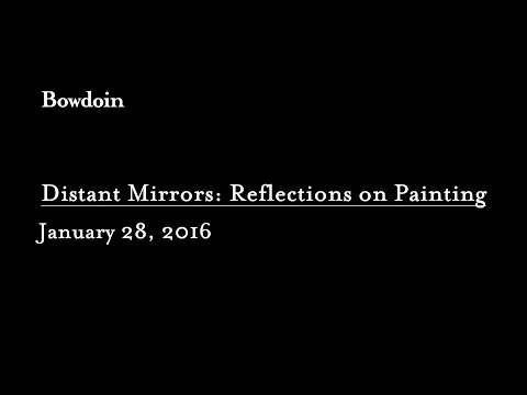 Elise Ansel and Hanetha Vete-Congolo Discussion: Distant Mirrors — Reflections on Painting