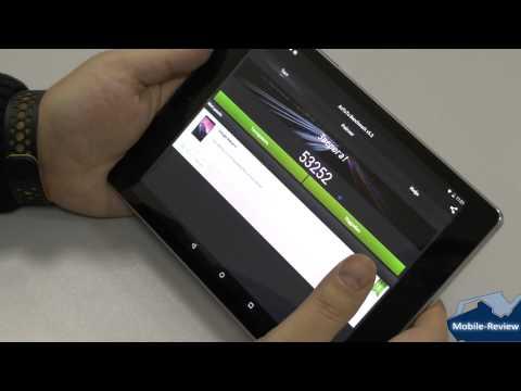 Видеообзор Nexus 9
