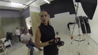 видео Фотосессия бизнес леди