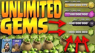 How To Hack Clash Of Clans Unlimited Gems and Resources 2017 With proof Free Gems Gold Exlixr