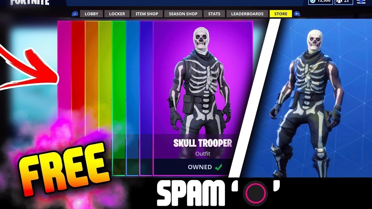 new how to get any shop items in fortnite battle royale for free items glitch in fortnite 2017 - upcoming fortnite items