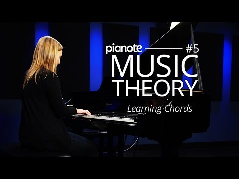 Music Theory For The Dropouts #5 - Learning Chords Is Easy (Piano Lesson)