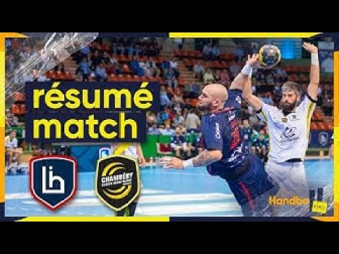 RESUME // Limoges - Chambéry // Liqui Moly StarLigue J02