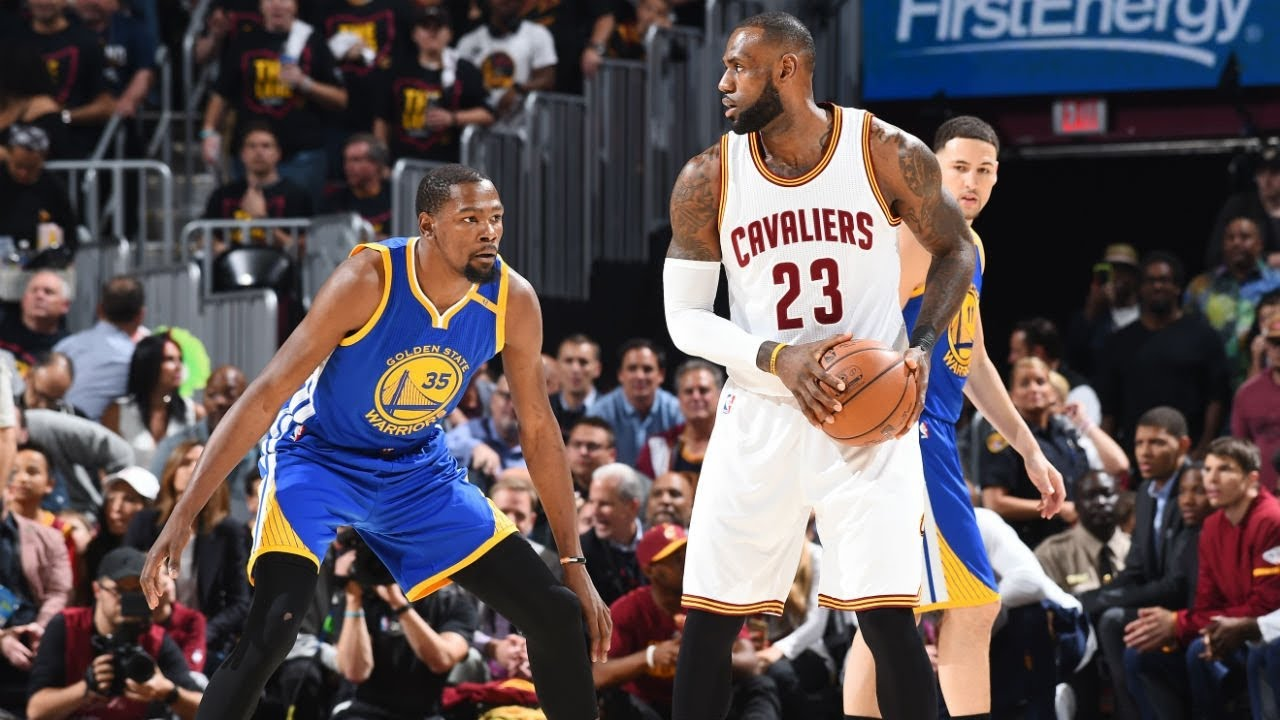Cleveland Cavaliers Vs Golden State Warriors Game 4