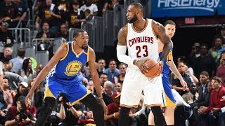 Cleveland Cavaliers VS Golden State Warriors Game 4 Highlights 2017 NBA Finals