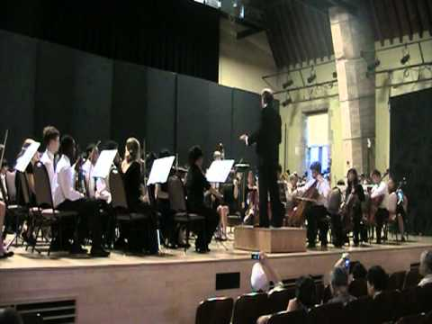 Concerto for Four Viols M A Charpentier, Silver Orchestra segment 1