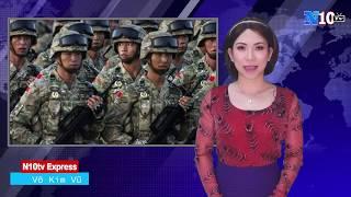 28/2/2020 :Quân đội Trung Quốc ,đặt mua tới 1,4 triệu áo giáp chống đạn, để làm gì?