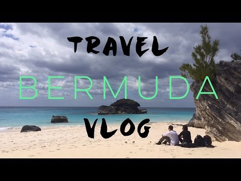 TRAVEL VLOG - BERMUDA