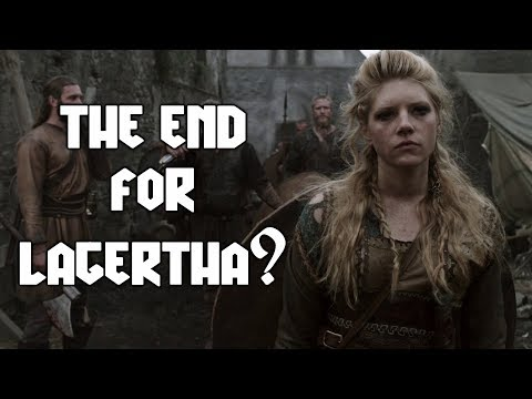 Vikings - The End Of Lagertha [Season 5 Predictions] - Vikinger