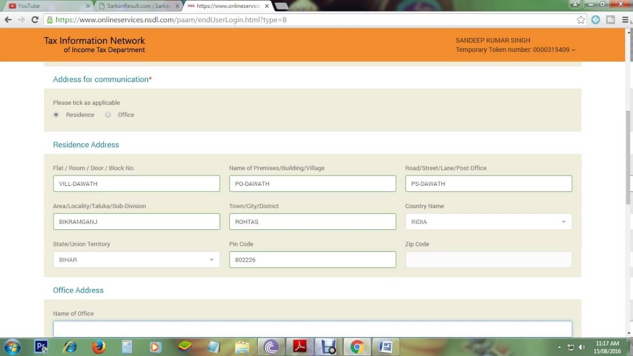 How Can I Make My Pan Card Online Howsto Co