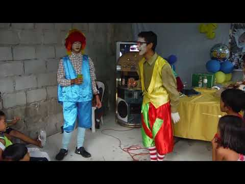 1st Birthday Party Philippines with Clowns - pt3 of 3