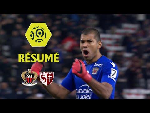 OGC Nice - FC Metz (3-1)  - Résumé - (OGCN - FCM) / 2017-18