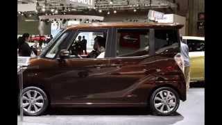 2014 Nissan Dayz Roox