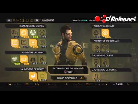 Análisis Deus Ex: Human Revolution - Multi