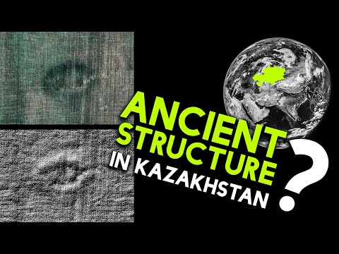 Ancient structure in Kazakhstan? 😮⛏🔎😃