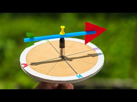 Science Experiments For Kids | Wind Vane