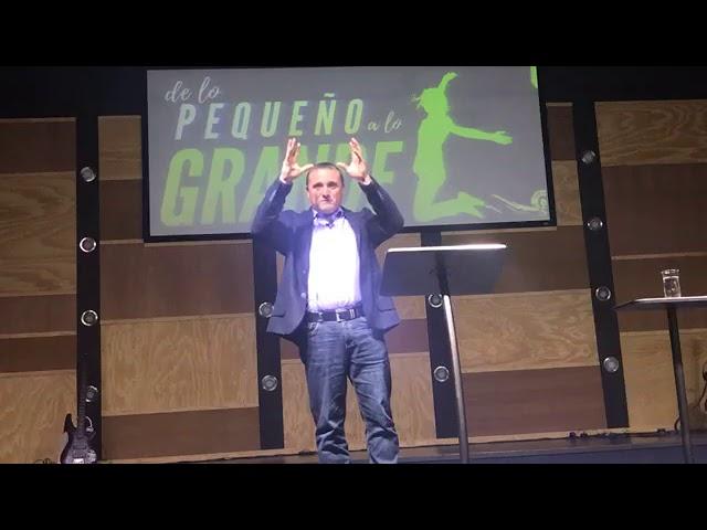 De lo pequeño a lo grande - Pastor Diego Touzet