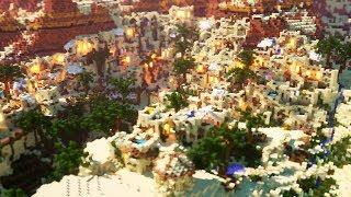 Minecraft Cinematic - Desert Oasis ★ Ethyria