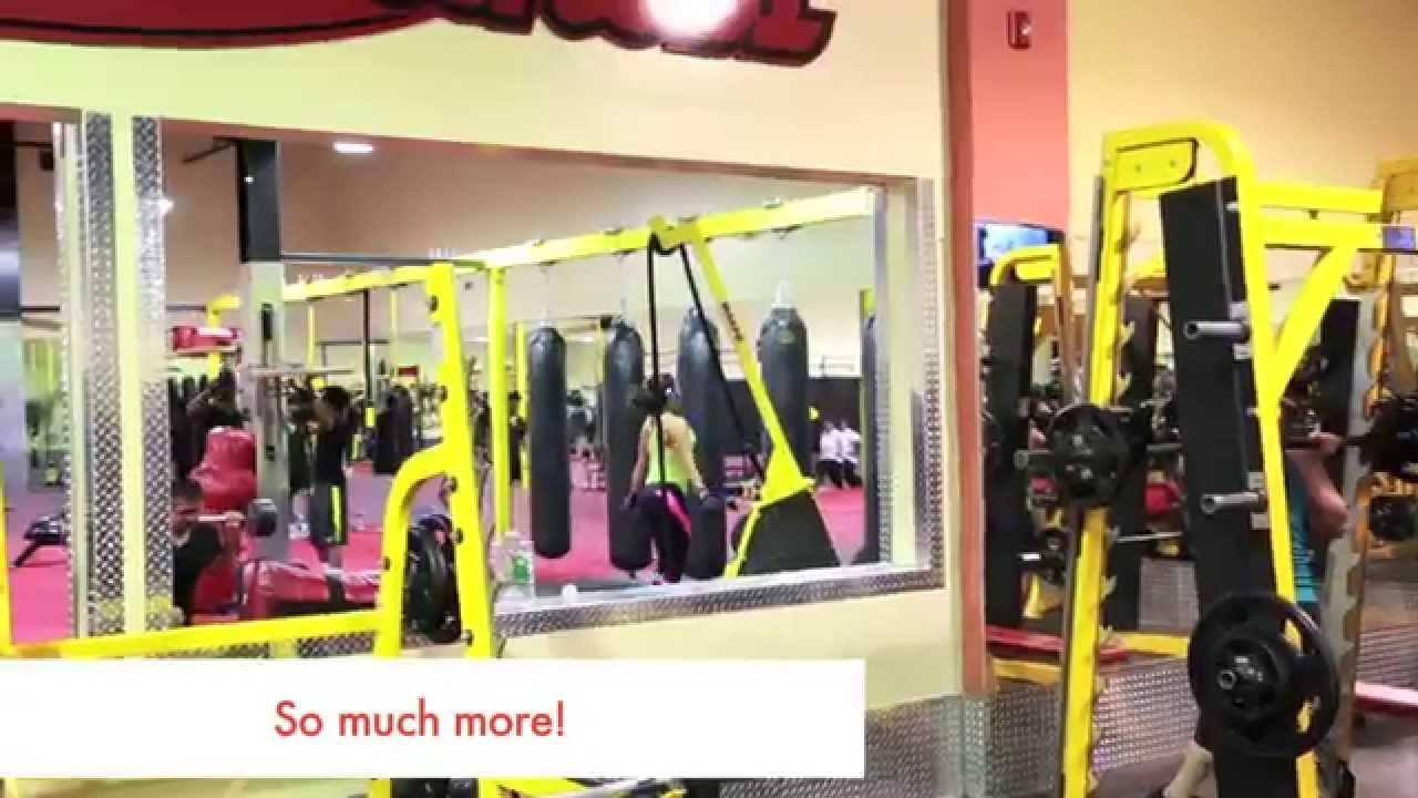 retro fitness free trial