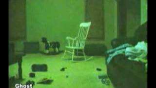 Screamer Warning: Rocking Chair Ghost