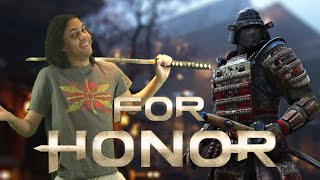 WELCOME TO FOR HONOR