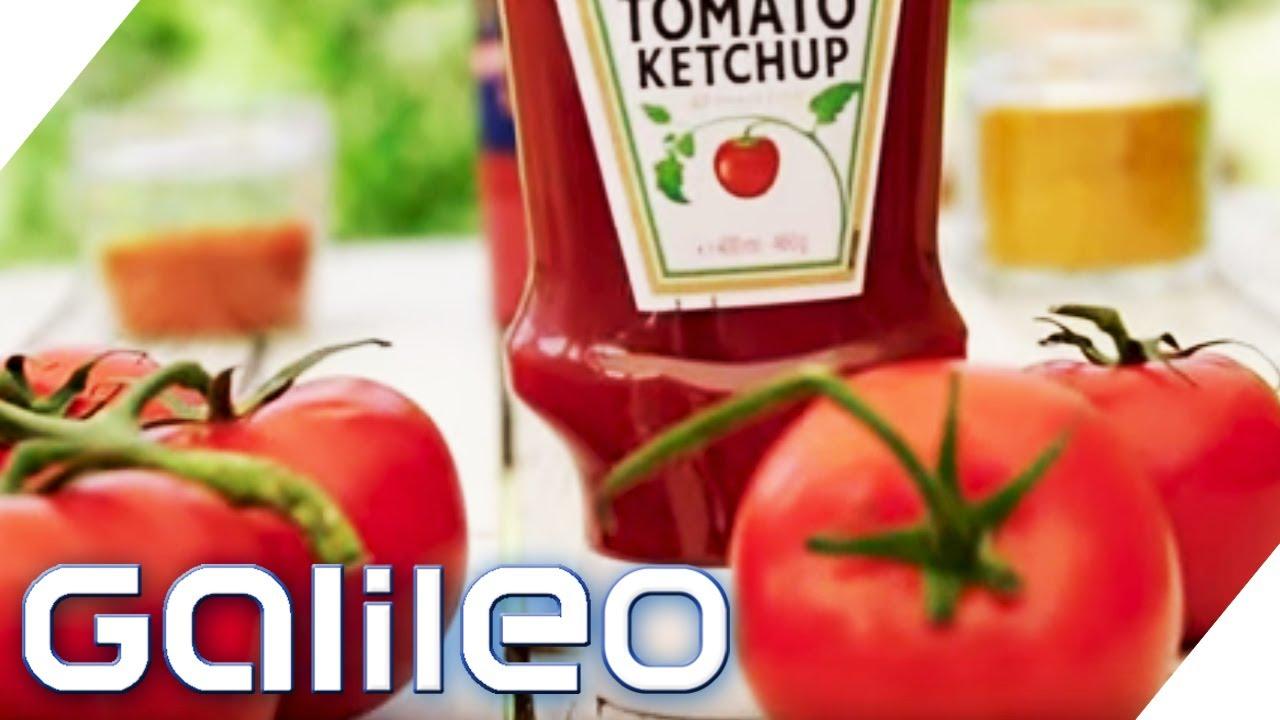 curry oder tomate das ist der beste ketchup galileo prosieben youtube. Black Bedroom Furniture Sets. Home Design Ideas