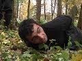В Коломне задержали Орхана Зейналова - предполагаемого убийцу Егора Щербакова [оперативная съемка]