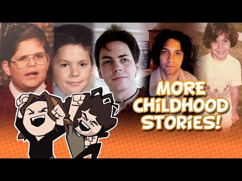 Game Grumps: Childhood Stories (Part 2)