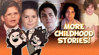 Game Grumps: Childhood Stories (Part 2)