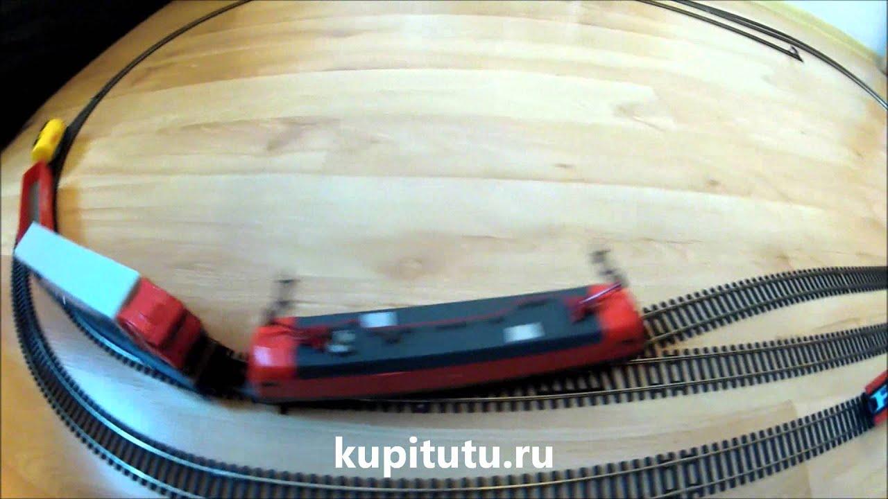 Piko(полноценная железная дорога) - YouTube