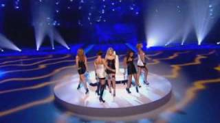 The Saturdays - Ego Live @ Dancing On Ice 17th January 2010