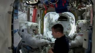 [REPLAY LIVE] Expedition 50 U.S. EVA # 38 - Sortie dans l