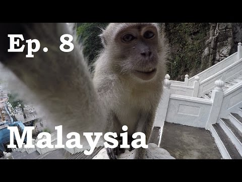 Backpacking Southeast Asia#8 Malaysia [GoPro]