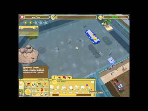 Zoo Tycoon 2 - Marine Mania: Marine Show Mogul Part 1